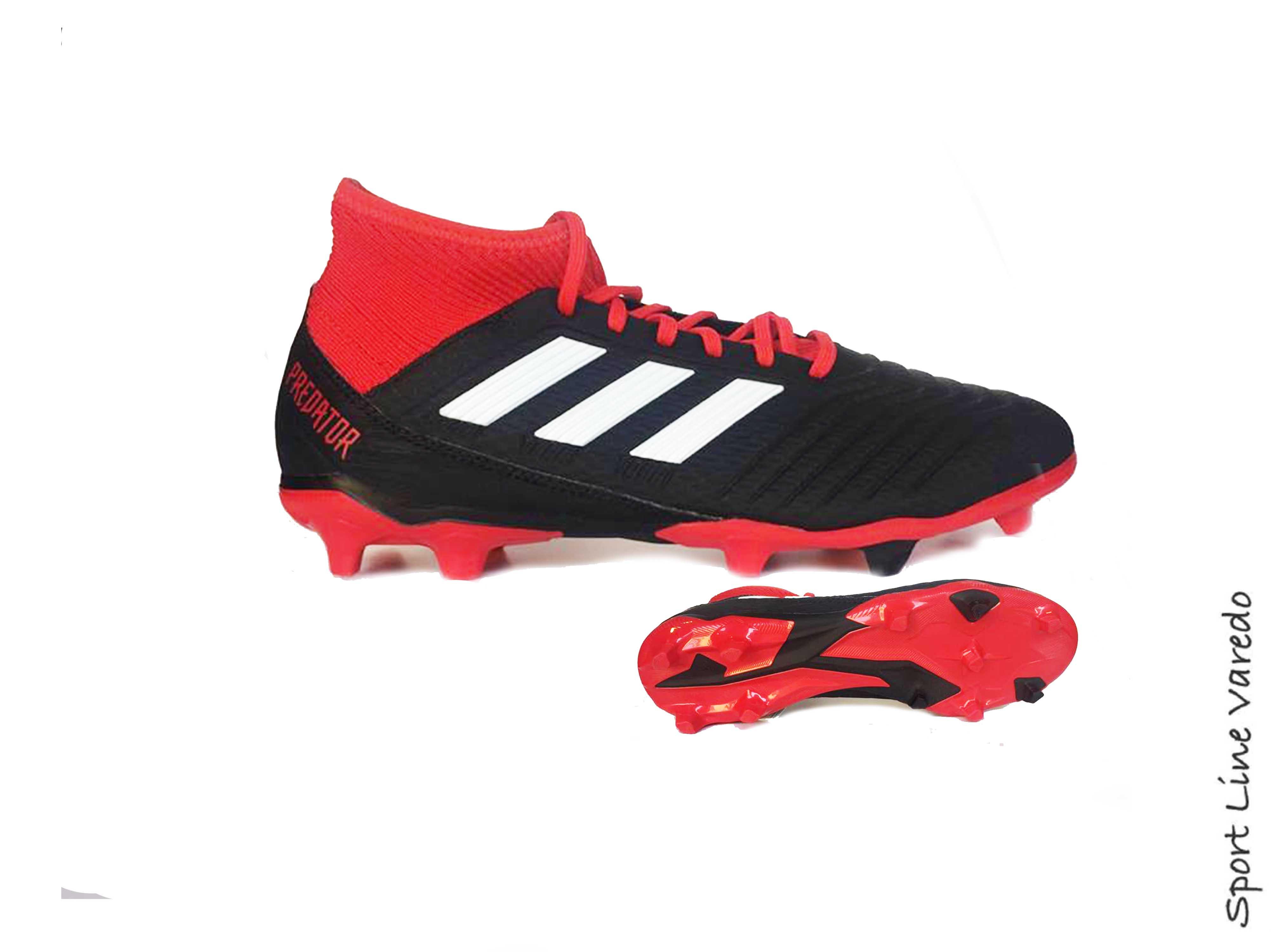 online store 02941 14521 Adidas Predator 18.3 FG JR Adulto